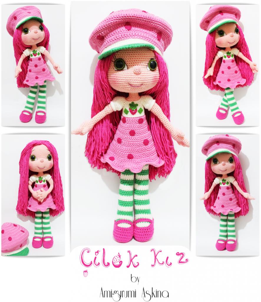 Amigurumi oyuncak bebek yapımı anlatımlı modelleri | 1024x886