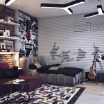 Genç Odası Tasarımları moda_trend