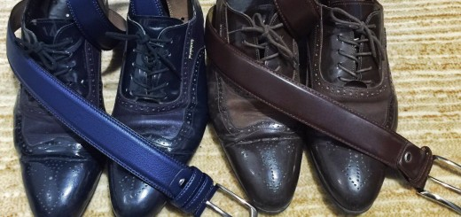 ayakkabı kemer kombin