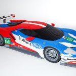 Lego'dan Araba Yaptılar