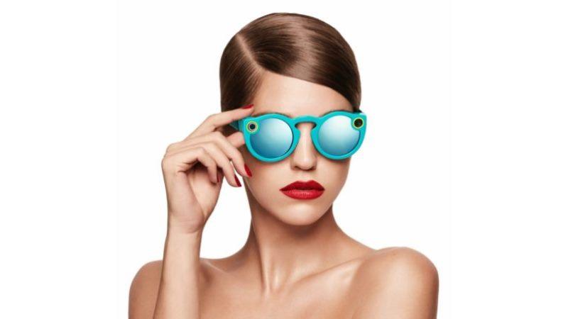 Snapchat Gözlükler