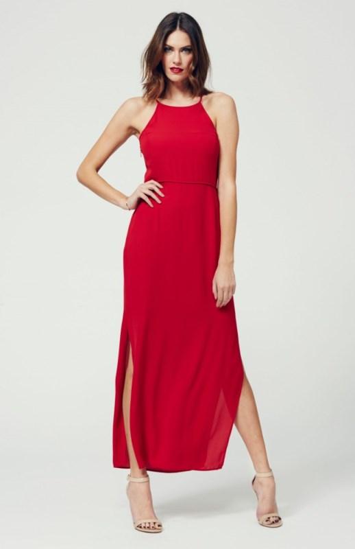 934bed4ec4d47 Bu nedenle, 2017'nin kırmızı elbise modellerini sizlerle paylaşmaya karar  verdim. Bu sezon kırmızı elbise modelleri birbirinden çekici ve farklı ...