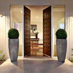 Hoşunuza Gidecek Benzersiz Kapı Dekorasyonu!