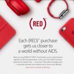 Kırmızı iPhone 7 ve iPad'ler Ön Satışta!