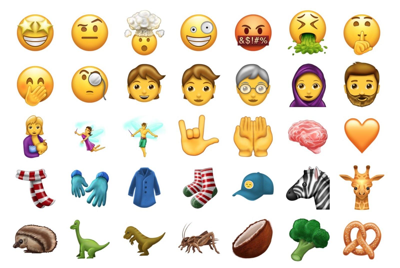 yeni emoji
