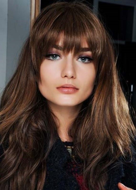 zayıf göstercek saç modelleri