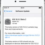 Apple, iOS.3.2 Beta 2 Sürümünü Yayınladı !