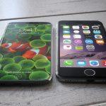 iPhone 8 Kavisli Ekranla Geliyor !
