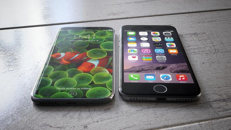 iphone 8 oled ekran
