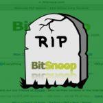 BitSnoop Kapandı !