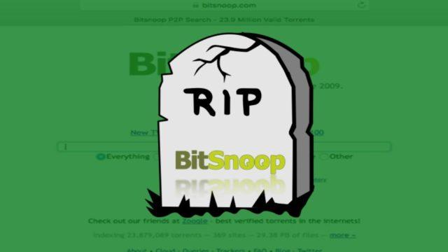 bitsnoop kapalı