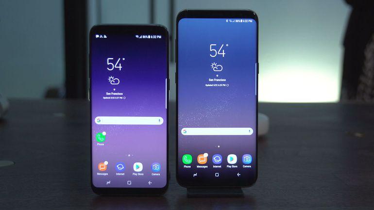 Samsung Galaxy s8 bilinmeyen özellik