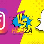 Snapchat Kendi Tahtından Silindi, Instagram Tahtı Ele Geçirdi
