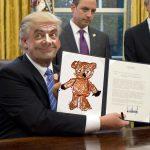 Mr. Bean Photoshop Uzmanlarının Kurbanı Oldu !