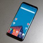 Samsung'un Hazırlıkları Buseferde Dört Kenarı Kavisli Ekran Üzerinde Çalışıyor