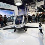 Uçan Taksiler Geliyor, Teknoloji Daha'da İlerliyor