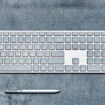 Microsoft, parmak izi ile çalışan klavyesini sundu