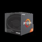 AMD Ryzen 3'ü sonunda satışa sundu