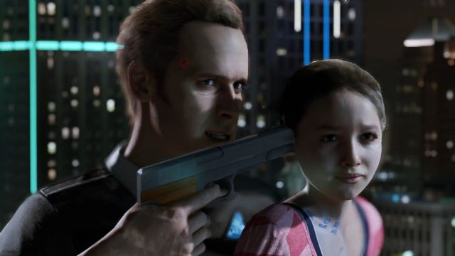 detroit become human 2018 oyunu