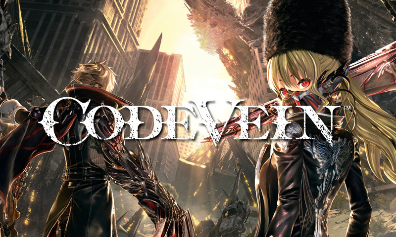 Code Vein 2018 oyunu
