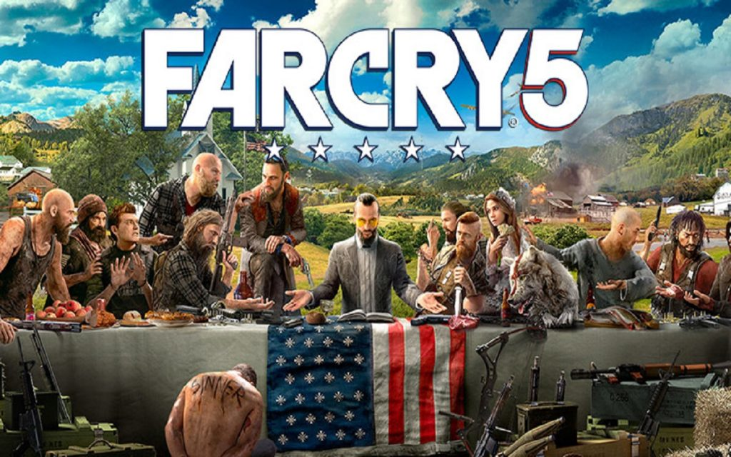 far cry 5 2018 oyunu