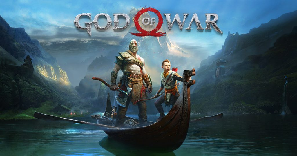god of war 2018 oyunu