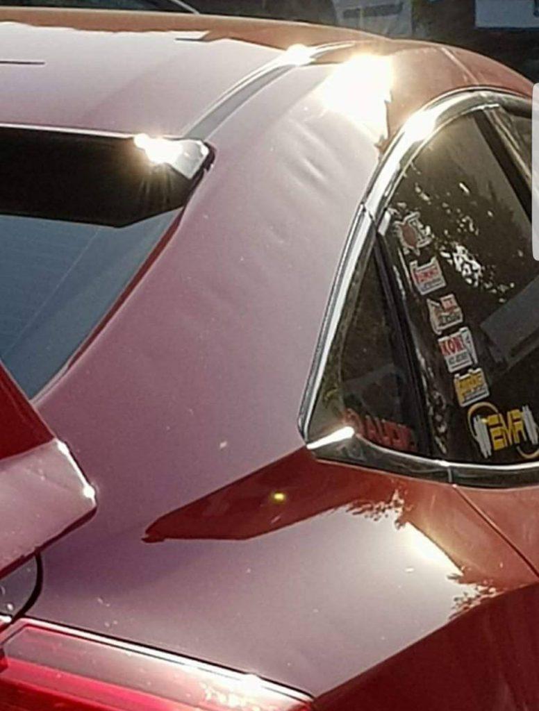 Honda Civic Bükülme