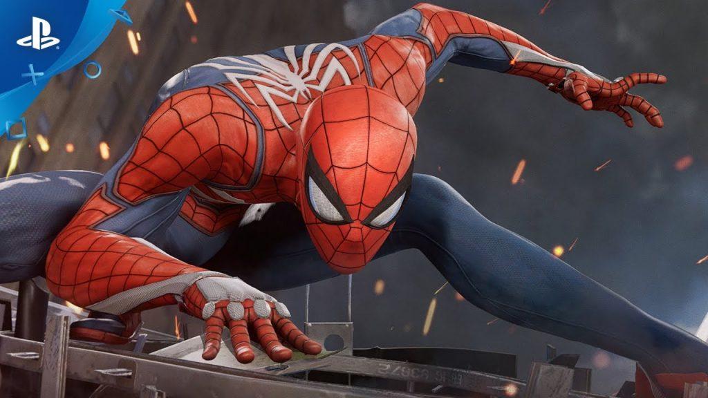Spider Man 2018 oyunu
