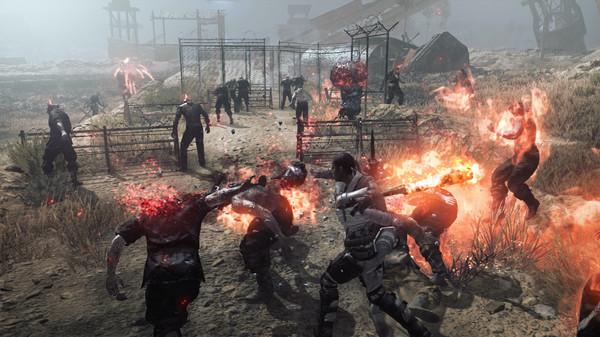 Metal Gear Survive 2018 oyunu
