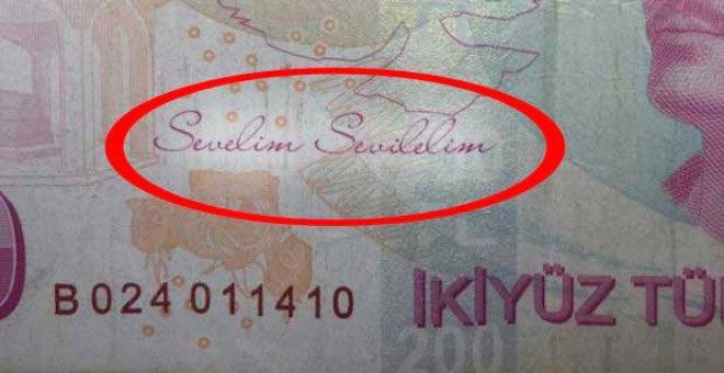 200 tl lik banknot