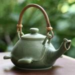 Kaplumbağa Çaydanlık