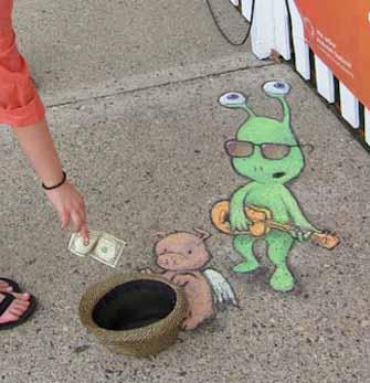 Sokak sanatı hedza (1)