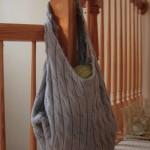 Eski Kazaktan Çanta Yapımı  moda_trend